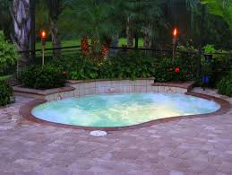 Best 25+ Small inground pool ideas on Pinterest | Small inground swimming  pools, Small pool design and Inground pool designs