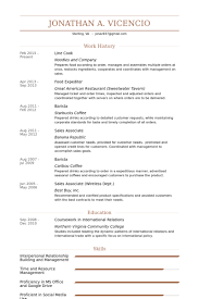Cook Resumes Inspiration Cook Resume Example Musiccityspiritsandcocktail
