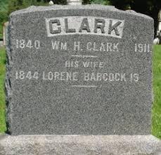Lorene Babcock Clarke (1843-1917) - Find A Grave Memorial
