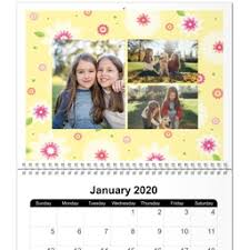 8x11 Calendar Calendars Walmart Photo