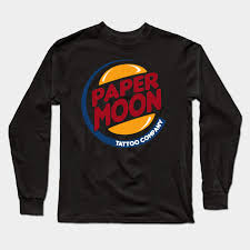 Paper Moon Clothing Size Chart Paper Burger