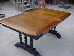 Refinishing A Dining Room Table Refinishing Dining Table Ideas Modern Kitchen Trends