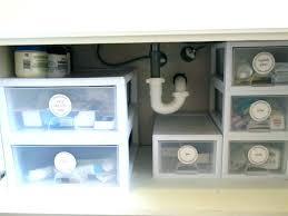 bathroom under sink storage ideas. Under Bathroom Sink Organizer Best Small Sinks Ideas . Storage