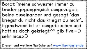 Borat Meine Schwester Immer Zu Bruder Gegangensich Ausgezogen