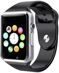 Benison India Interpad High Quality Android Smart Watch A1 Bluetooth Clock With Pedometer SMS Sync Support C