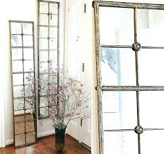 distressed shutter wall art wall mirrors window wall mirror window mirror wall decor gold french country