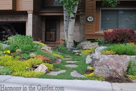 Synthetic Grass Picture Rocks Arizona Lawn And Landscape Small Lawn Free Backyard