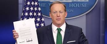 Sean Spicer Continues To Defend President Trump's Wiretapping Claims Inspiration Sean Spicer Resume