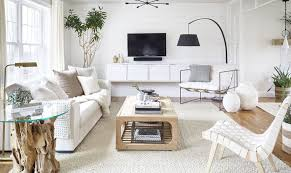 small white living rooms make a