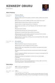 Finanzbeamter Cv Beispiel Visualcv Lebenslauf Muster Datenbank