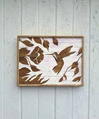 original wooden wall art p5136866 reclaimed wood wall art hummingbird silhouette by on hummingbird wood wall art with original wooden wall art p5136866 reclaimed wood wall art