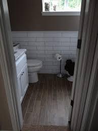 wood tile flooring in bathroom. Tile Wood Floor Bathroom Popular In The Of Flooring R