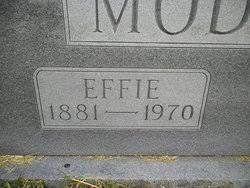 Effie Wolfe Modrall (1881-1970) - Find A Grave Memorial
