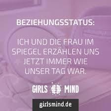 Beziehungsstatus Ich Und Die Frau Im Spiegel Girlsmind