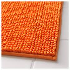 interior orange bath mat and pedestal burnt set bathroom mats rug memory foam orange bath