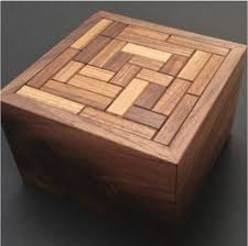 many of kagen s boxes including his first mechanical table are part of the permanent collection of puzzles at the lilly library at indiana university
