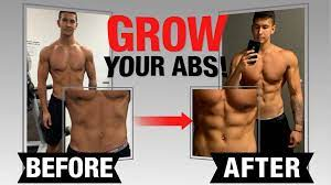 how to grow your abs 3 science based steps