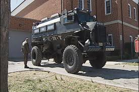 Virginia police depts. get used military equipment