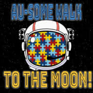 Hillary Palmer - ASGNO's Au-Some Walk to the Moon!