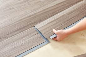 vinyl plank flooring is an innovative type of vinyl that looks and feels like real wood it is also waterproof so it can be installed in moisture e