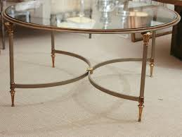 Image Of: Cheap Round Glass Coffee Table