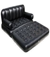 75054 double 5 in 1 multifunction inflatable fasion air sofa