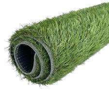 fake grass area rug deluxe indoor outdoor artificial faux carpet