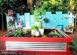 galvanized steel raised garden bed galvanized steel raised garden beds galvanized raised garden beds corrugated steel