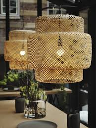 Sneak Peek Ilse Crawford X Ikea Lighting Fixtures Bamboo Lamp