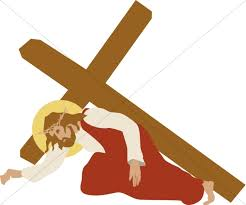 Image result for free Stations of cross stations clipart