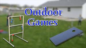 Diy Outdoor Games 80 20 Inc Xtreme Diy Outdoor Games Youtube
