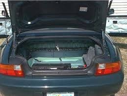 running cable to the z3 trunk zman s 1997 bmw z3 1 9 liter