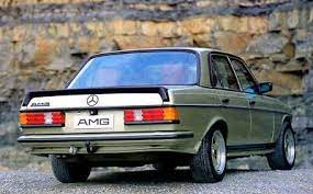 However, i would love to have an identical amg w123 body kit. Oem Rear Trunk Spoiler Zender Mercedes Benz W123 Amg Brabus Lorinser Euro Rare Ebay