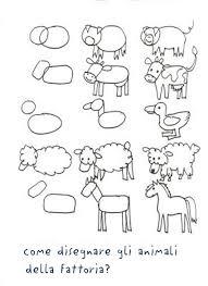 Laboratori Per Bambini Disegno Come Insegnare A Osservare E