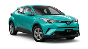 CH-R - Daftar Harga Mobil Toyota Maret 2018