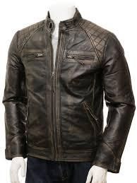 mens vintage leather jacket sibiu