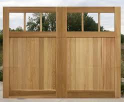wood veneer garage doors how to build cheap wooden garage doors ...