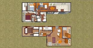 Cozyhomeplanscom  Sq Ft Shipping Container Floor Plan BIG S - Shipping container house interior