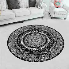 round rugs nordic gray serie carpets living room computer chair area rug kids play game tent floor mat cloakroom rugs and carpet outdoor cushion covers