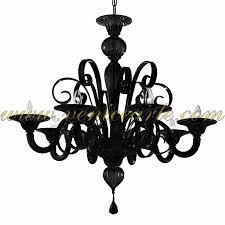 murano glass chandelier san