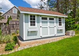 gravel shed foundation