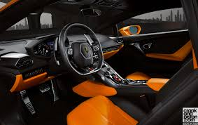 huracan interior orange. arancio borealis lamborghini huracan lp6104 in dubai interior view orange b