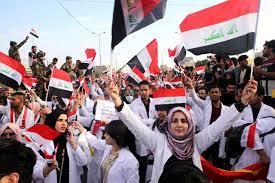 العراق.. 15 حزباً شبابياً يستعدون لدخول الانتخابات البرلمانية المقبلة    مرصد الشرق الاوسط و شمال افريقيا