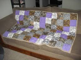 12 best quilts and creative things images on Pinterest   Animal ... & animal print quilt - QUILTING Adamdwight.com