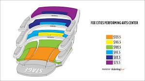 44 Circumstantial Fox Cities Performing Arts Center Seating