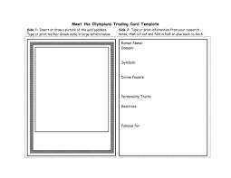 Clander Maker 014 Template Ideas Free Trading Card Cards Word Printable