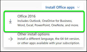 Office Dowload Download Microsoft Office 2016 From Office 365 Mohawk College