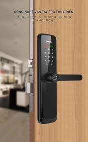 5 loại khóa cửa thông minh vân tay chất lượng tốt – Kaadas