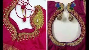 Designer Blouse Patterns For Pattu Sarees Latest Blouse Designs For Silk Saree Blouse Designs For Pattu Sarees