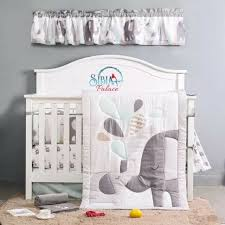 koala baby 4 piece safari crib bedding